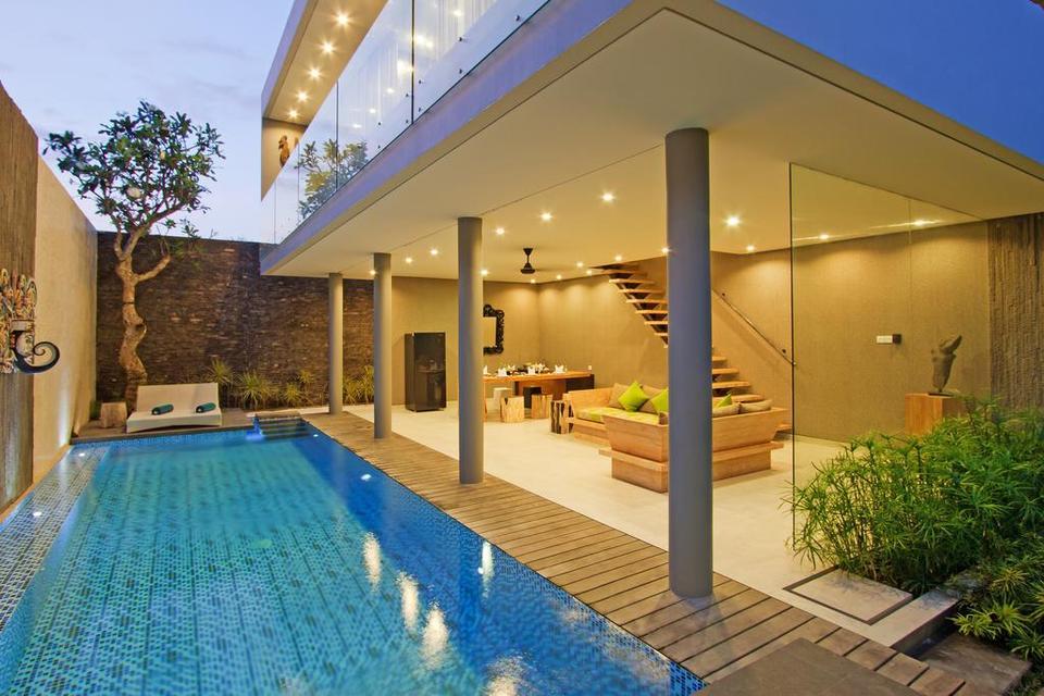 Villa Sandhya dengan Konsep Mewah -- Pegipegi.com