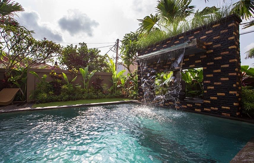 Villa Amarta II Pool Suite Bali - Kolam Renang