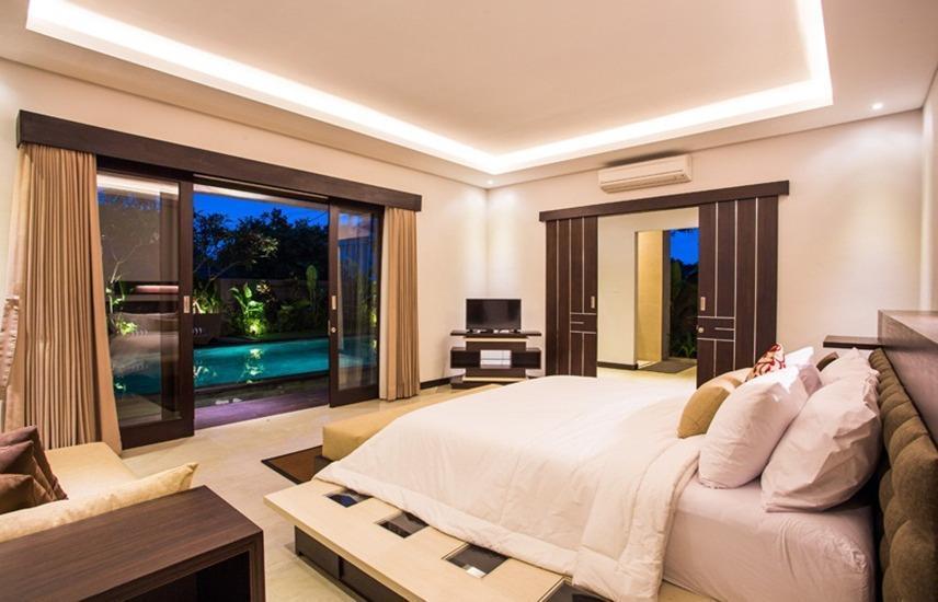 Villa Amarta II Pool Suite Bali - 3 Bedroom Regular Plan