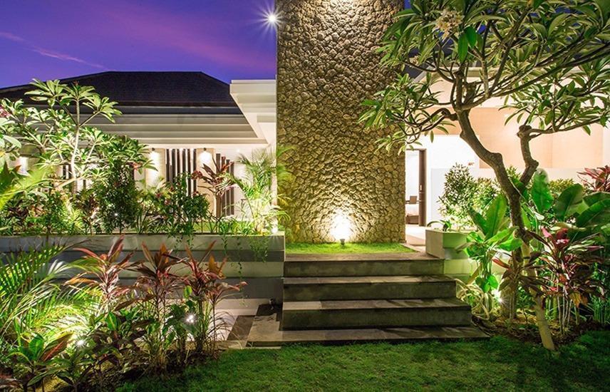 Villa Amarta II Pool Suite Bali - Eksterior