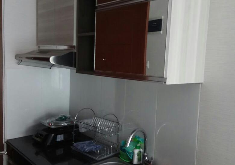 Gateway Pasteur Apartment By Nfive Hospitality Bandung - Kitchen