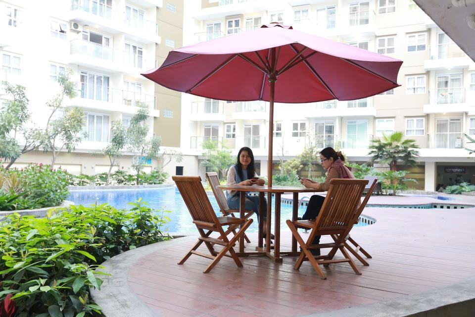 Gateway Pasteur Apartment By Nfive Hospitality Bandung -