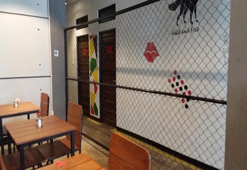 Artz Hotel Palangkaraya - Restoran