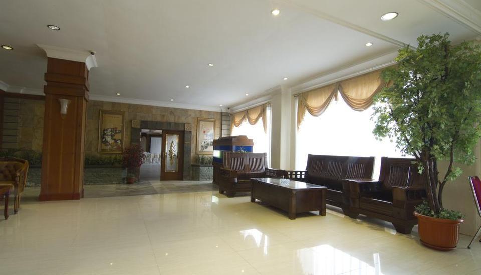 Hotel Garuda Pontianak - Lounge