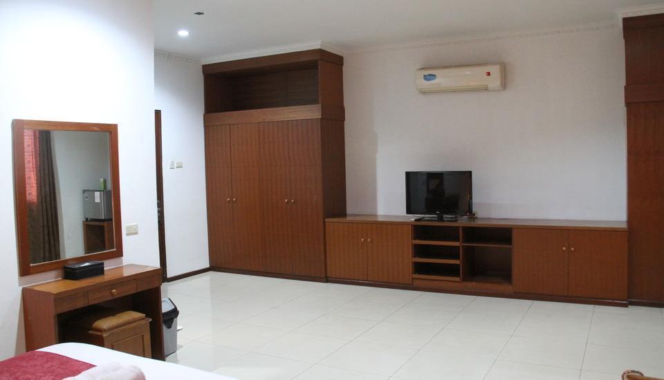 Hotel Garuda Pontianak - Executive Room Regular Plan