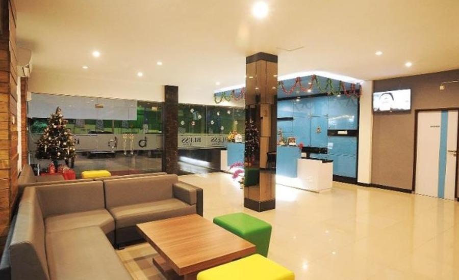 Bless Hotel Palembang - Interior