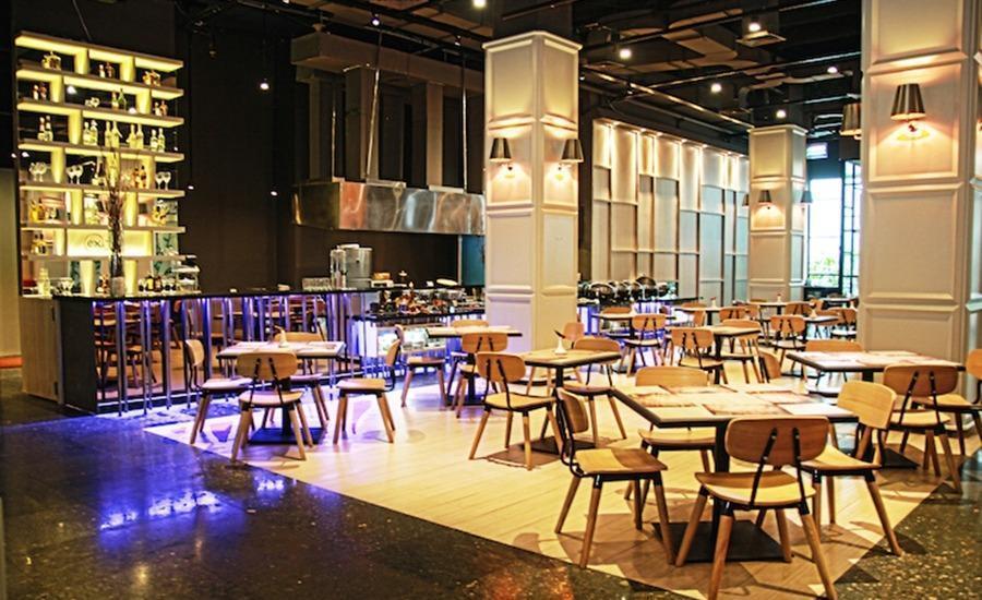 Tinggal Premium at Mangga Besar Raya Jakarta - Restoran