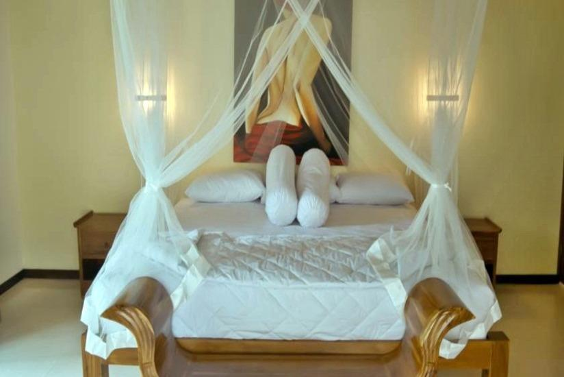 Junjungan Suite Villa Bali - Tiga kamar Villa