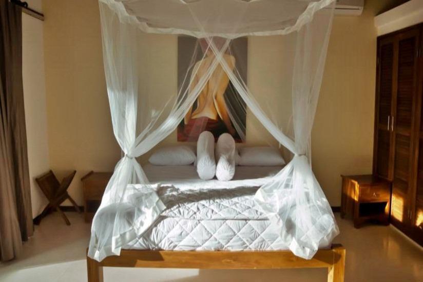 Junjungan Suite Villa Bali - Kamar Deluxe