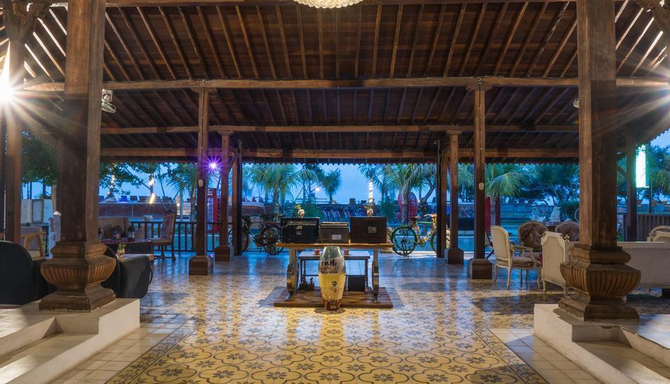 Pandawa Beach Villas & Resort Lombok - lobi