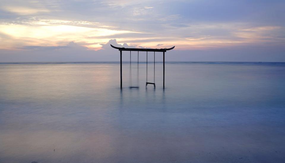 Pandawa Beach Villas & Resort Lombok - ayunan