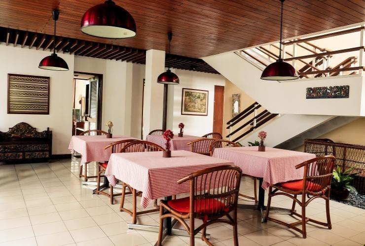 Hotel Bumi Asih Gedung Sate Bandung - Restaurant