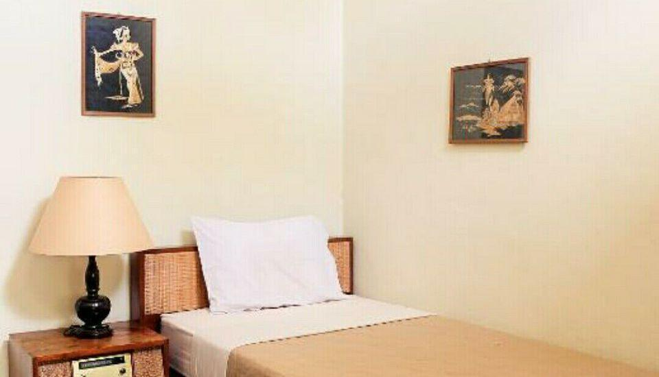 Hotel Bumi Asih Gedung Sate Bandung - Heritage Single 1 Person Room Only Save 25%