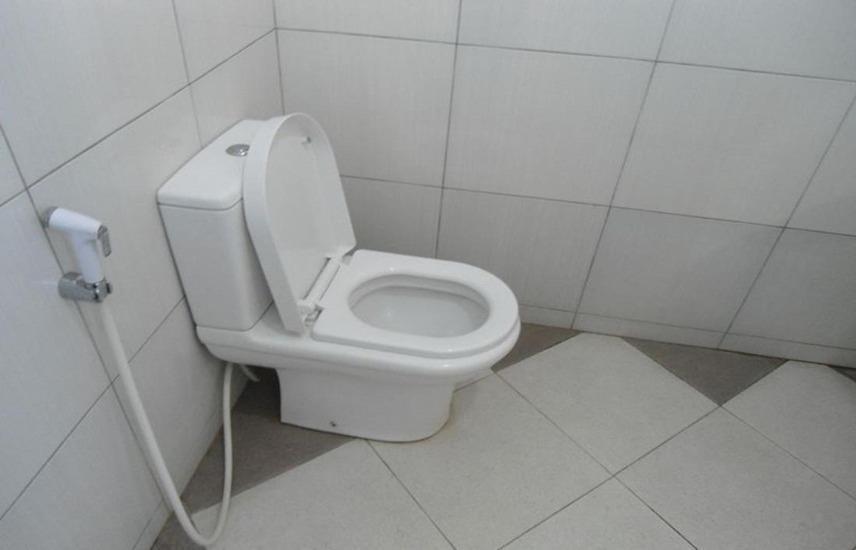 Rossan View Bandung - Kamar mandi