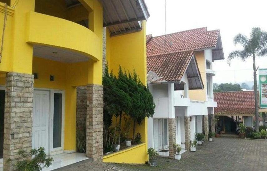Rossan View Bandung - Eksterior