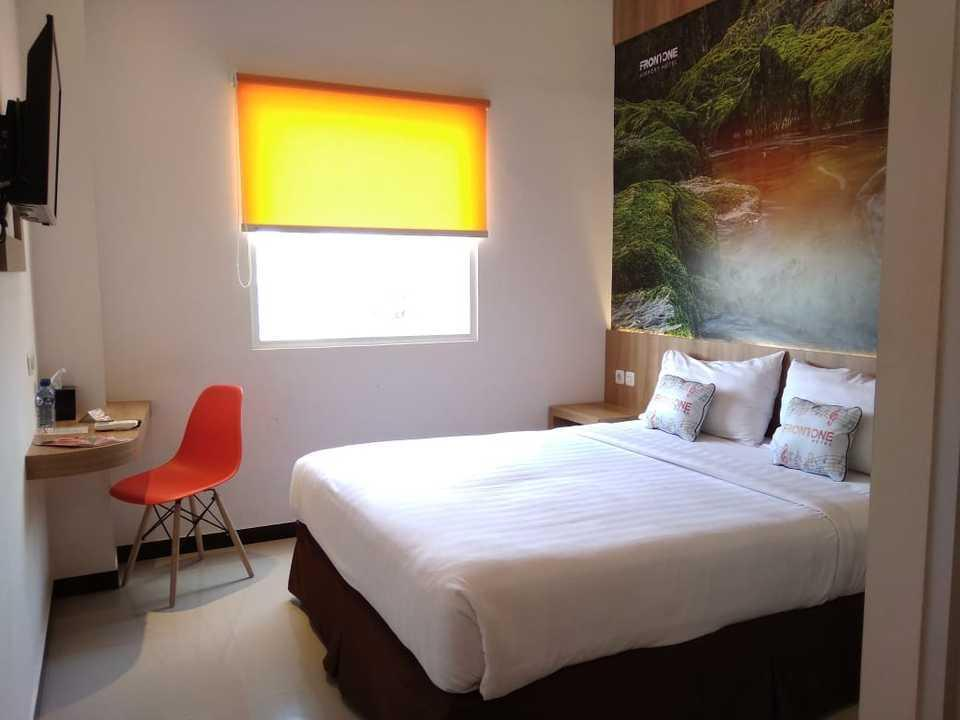 Front One Hotel Airport Solo Solo - SUPERIOR DOUBLE HOT PROMO
