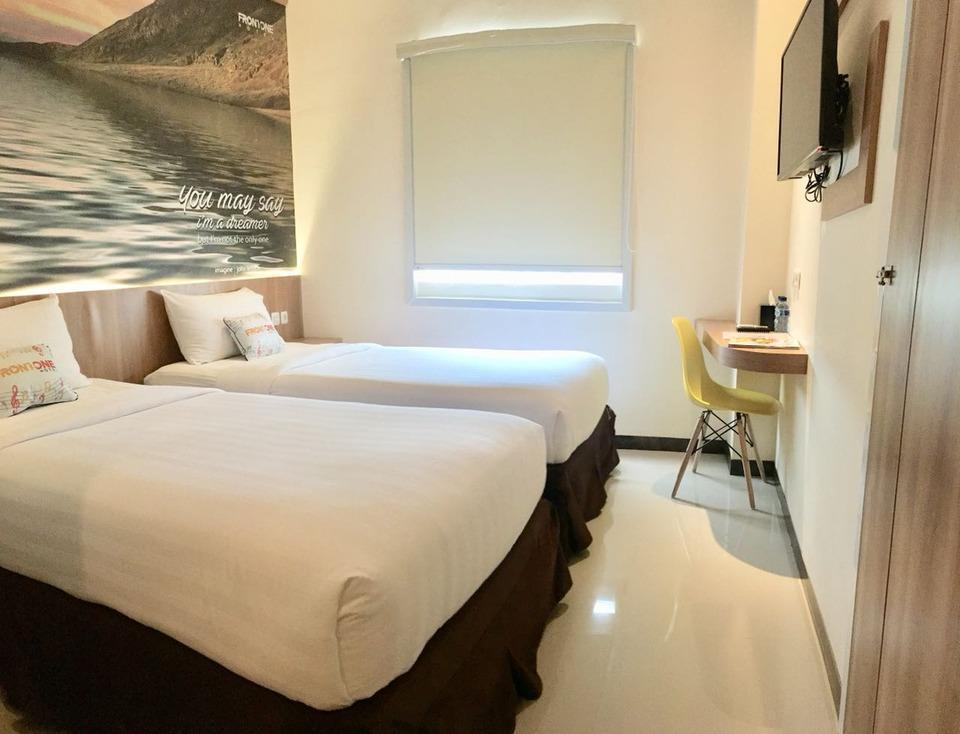 Front One Hotel Airport Solo Solo - SUPERIOR TWIN ROOM ONLY HOT PROMO