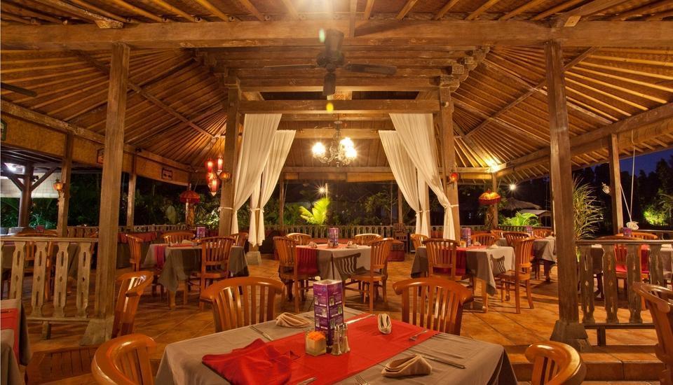 White Rose Kuta - Restaurant