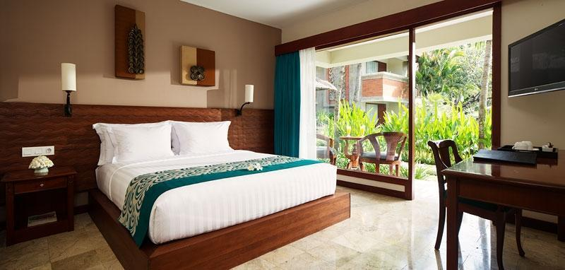 White Rose Kuta - Deluxe Room Special Offer!