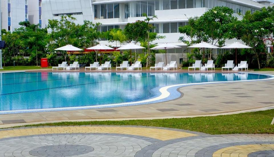 Nunia Inn Bandara Tangerang - Kolam Renang