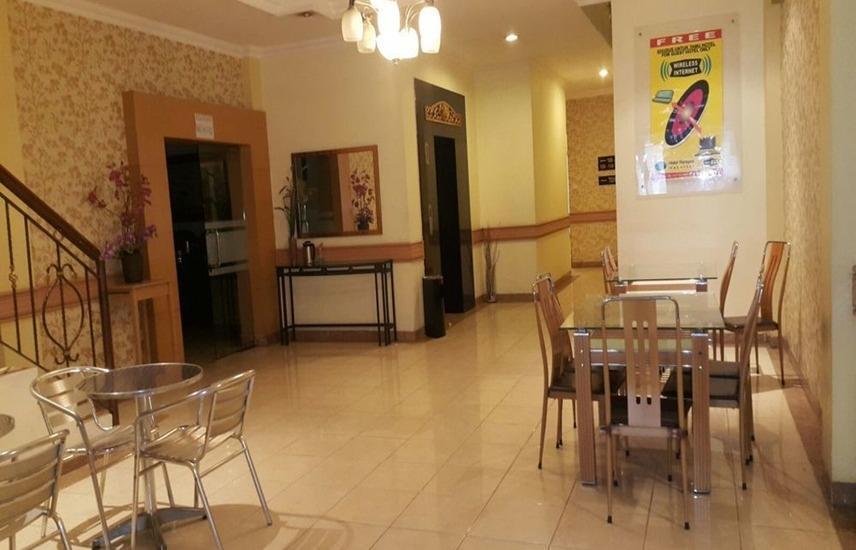 Hotel Harapan Makassar - Lobi