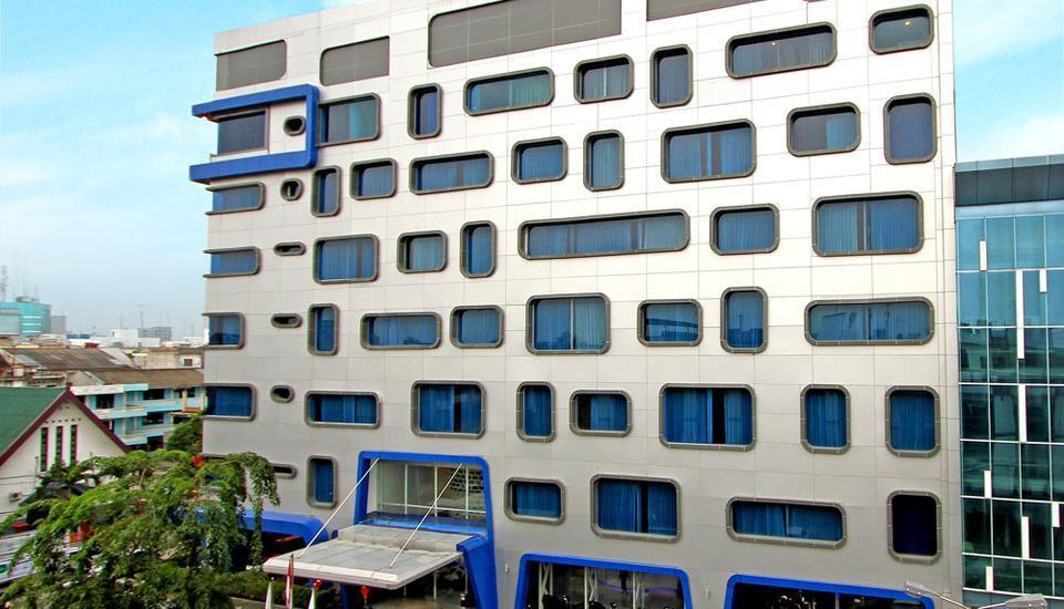 Karibia Boutique Hotel Medan - Karibia Boutique Hotel Building