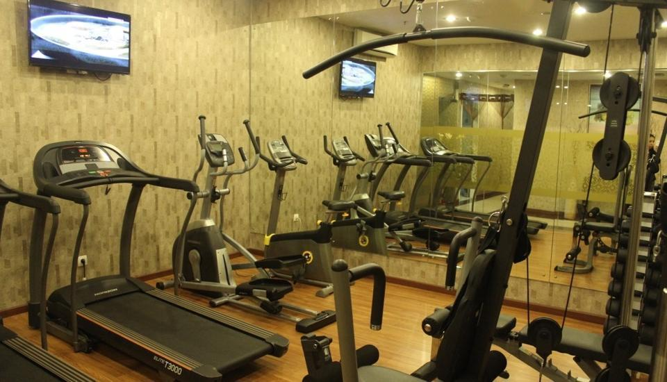 Karibia Boutique Hotel Medan - My Life Gym