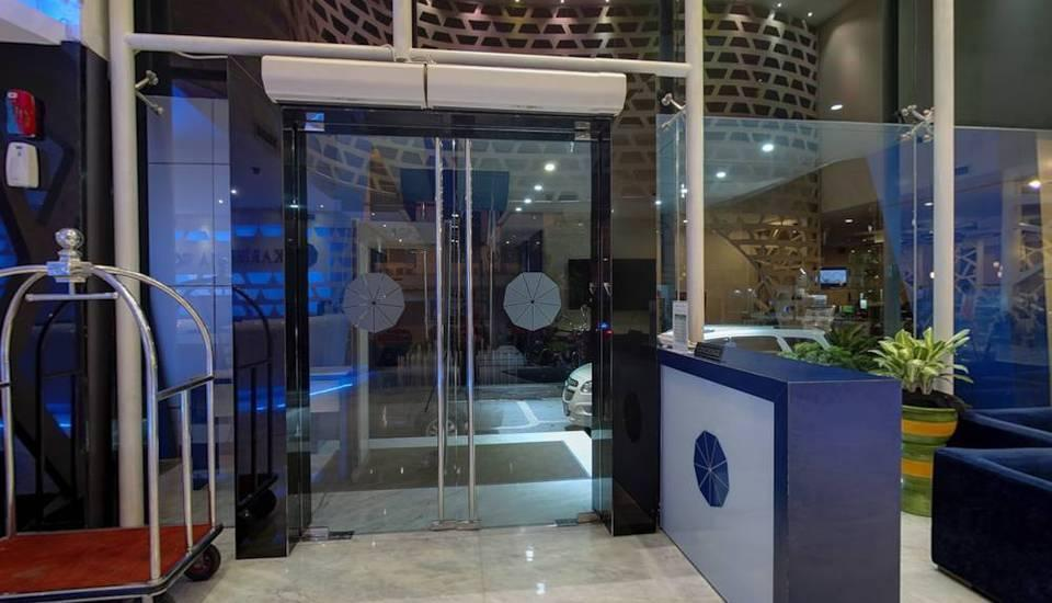 Karibia Boutique Hotel Medan - Lobby Floor