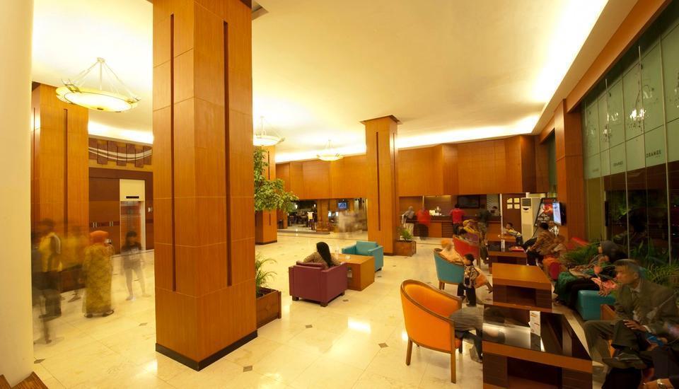 Hotel Asia Solo - lobi hotel asia