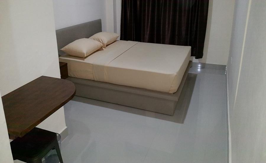 Legenda Beril Hostel Makassar - Kamar tamu