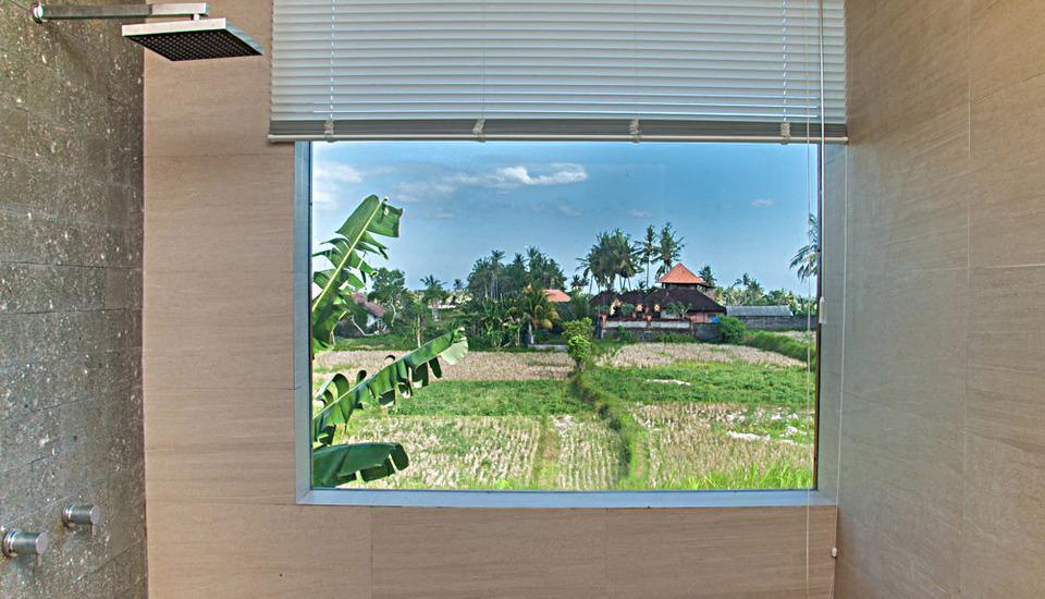 Dewarka Villa Bali - Kamar mandi