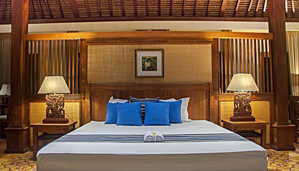 Dewarka Villa Bali - Kamar tamu 1