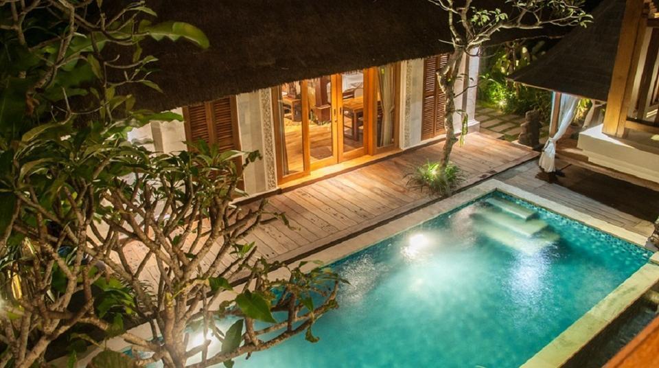 Dewarka Villa Bali - Pemandangan