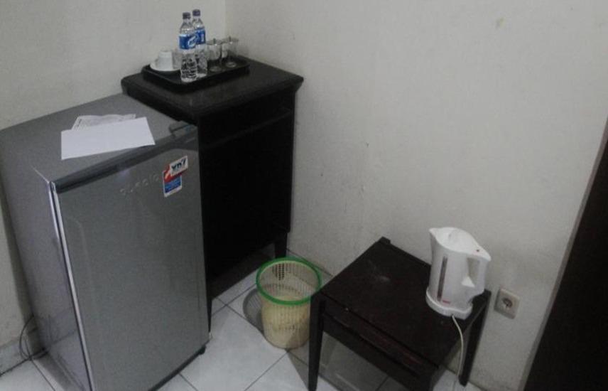 Hotel Merbabu Semarang - Lemari es