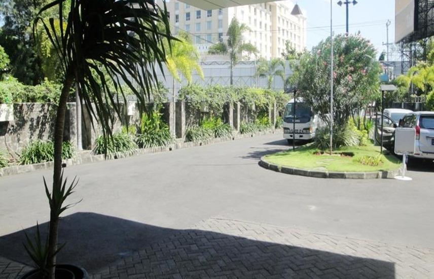 Hotel Merbabu Semarang - Eksterior