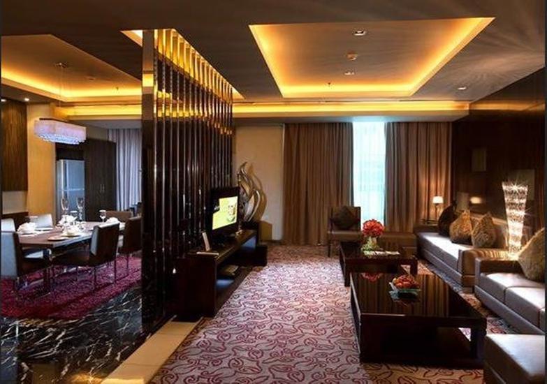 Cambridge Hotel Medan Medan - Interior