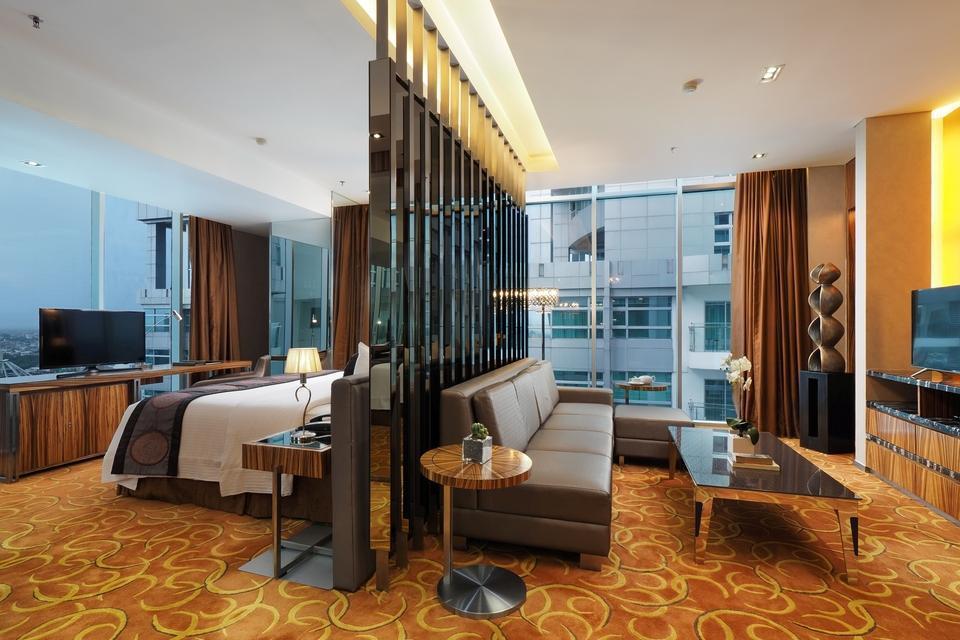 Cambridge Hotel Medan Medan - Kamar Suite