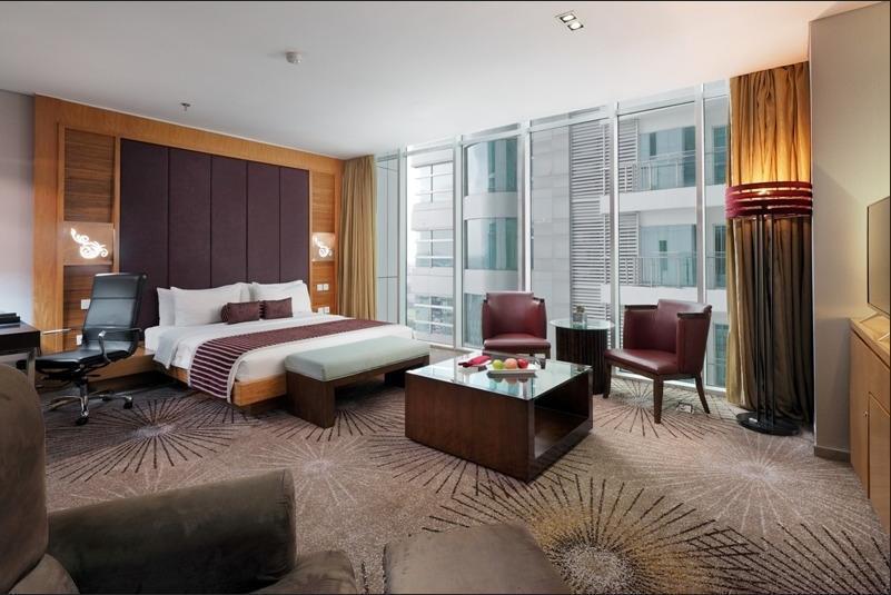 Cambridge Hotel Medan Medan - Junior Suite