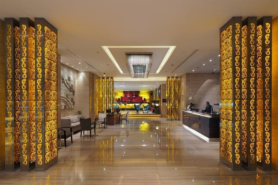 Cambridge Hotel Medan Medan - Lobby