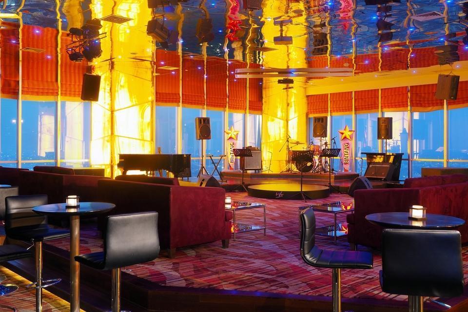 Cambridge Hotel Medan Medan - The View Music Lounge & Bar