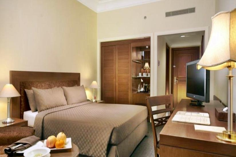 Hotel Singgasana Makassar - Deluxe Room only Regular Plan