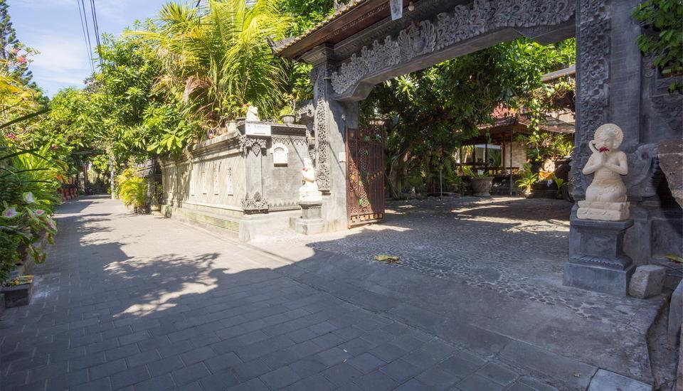 RedDoorz @Pendawa Kartika Plaza 2 Bali - Eksterior