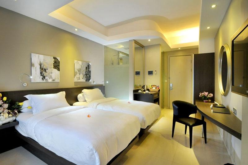 Sun Boutique Hotel Bali - Superior Hanya Kamar 50% OFF : FREE 1X DINNER + DROP OFF AIRPORT!