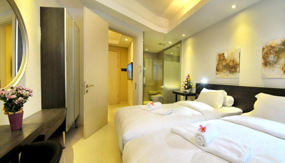 Sun Boutique Hotel Bali - Family Room Promo 50%