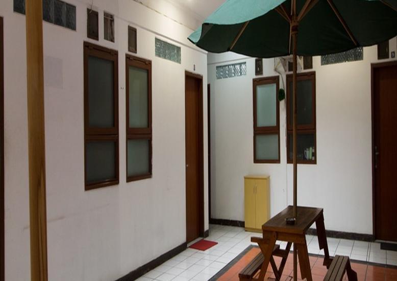 RedDoorz @Pasteur Bandung - Eksterior