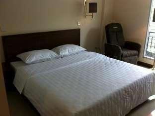 Excellent Seven Boutique Hotel Bandung - Tempat tidur double