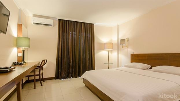 Excellent Seven Boutique Hotel Bandung - Kamar Deluxe