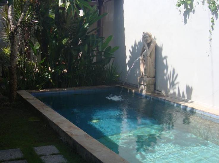 De Abian Villa Bali - Kolam Renang
