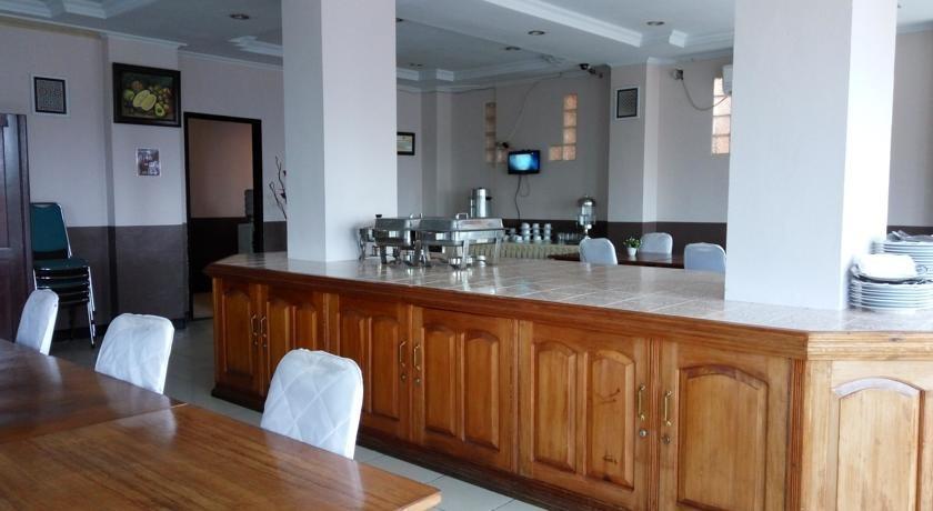 Grand Taufiq Hotel Tarakan - restaurant