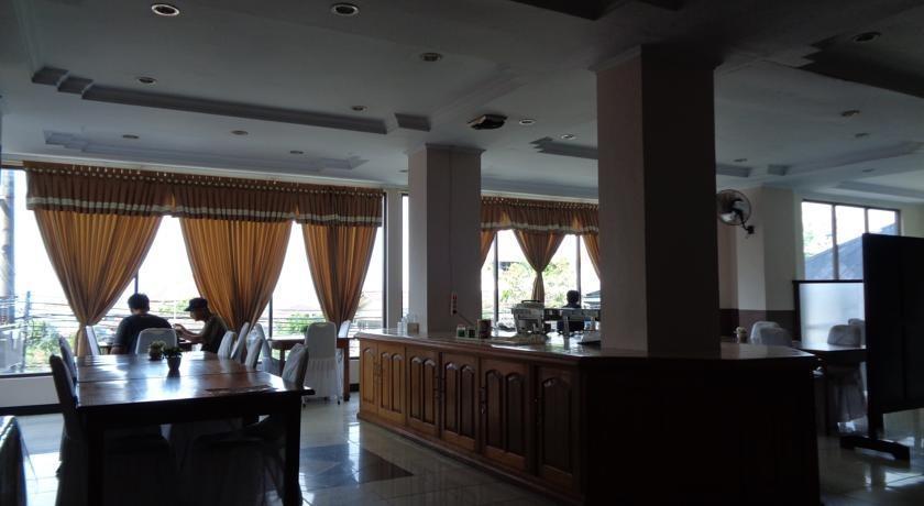 Grand Taufiq Hotel Tarakan - resto